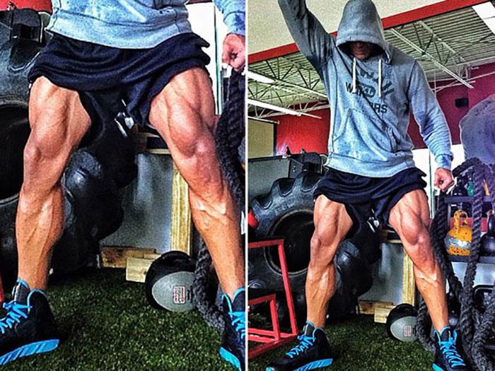 the rock legs