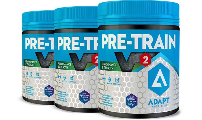 Adapt Nutrition Pre Train v2