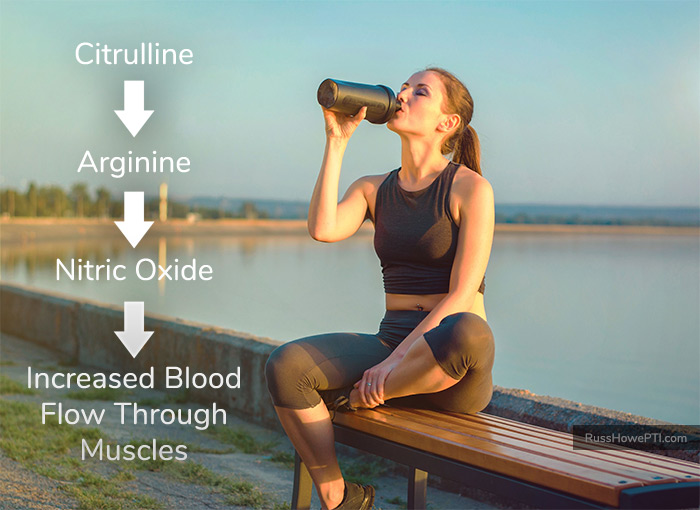 benefits of citrulline