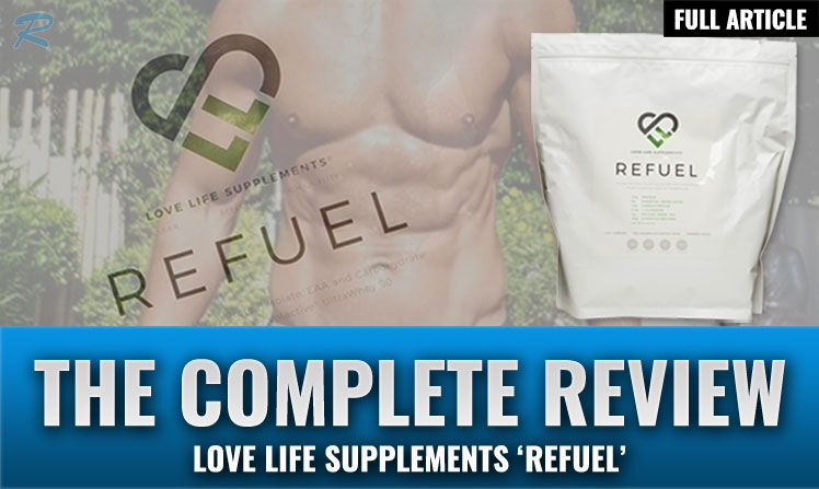 Love Life Supplements Refuel