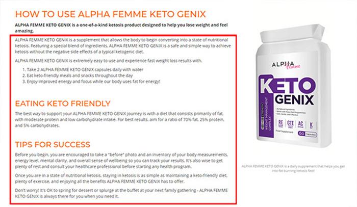 alpha_femme_keto_genix