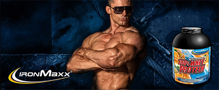 ironmaxx 100% whey protein review