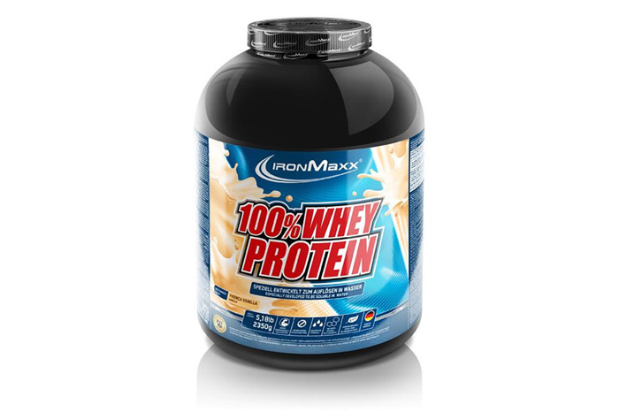 ironmaxx whey protein review