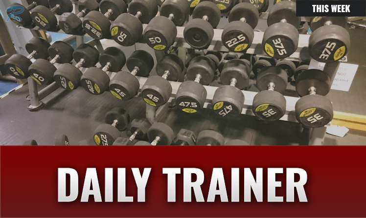 russ howe pti daily trainer workouts