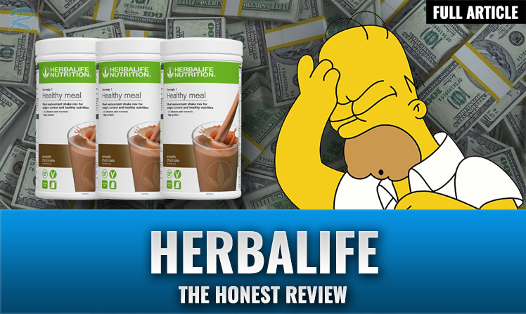 herbalife honest review