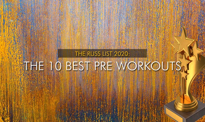 what is the best pre workout in 2020