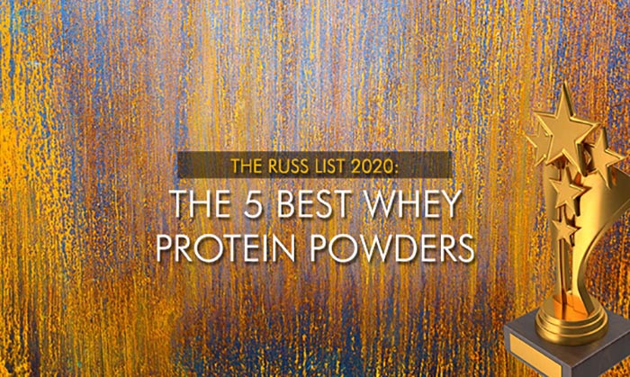 what is the best whey protein