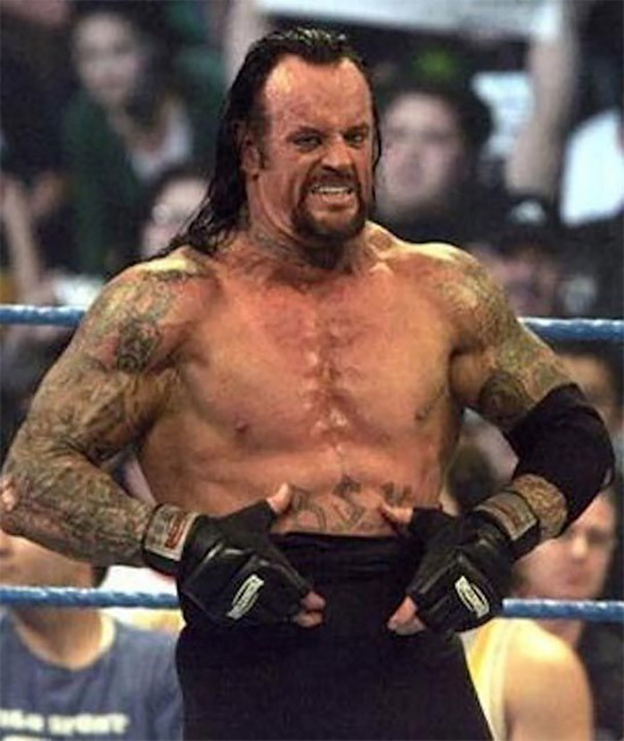 the undertaker gym