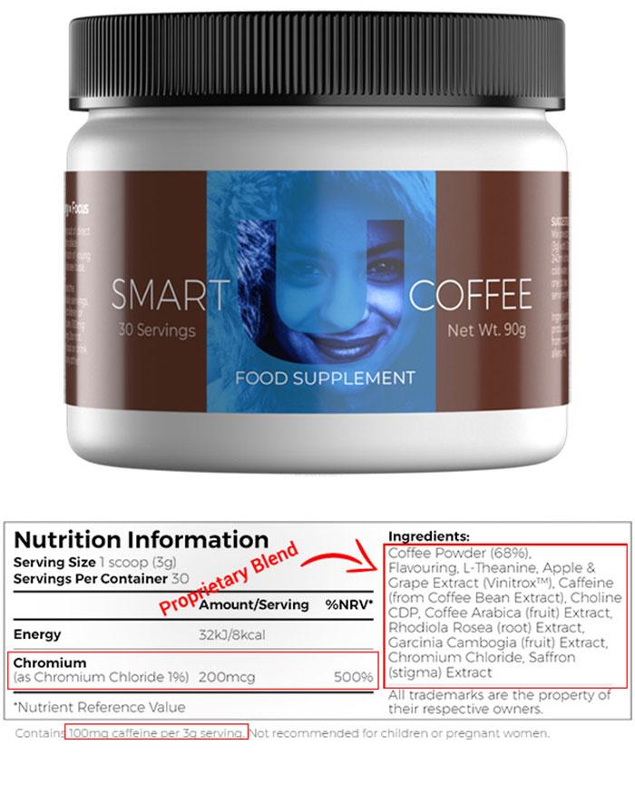 Revital U Smart Coffee
