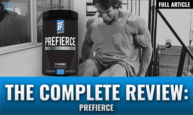 PREFIERCE-PRE-WORKOUT-REVIEW