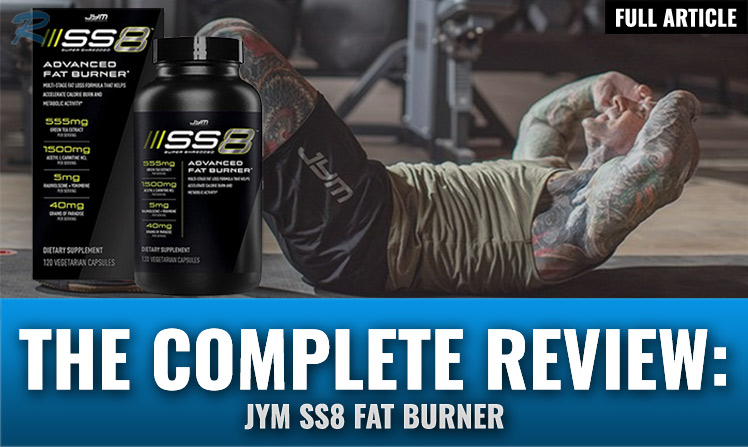 SS8 FAT BURNER REVIEW