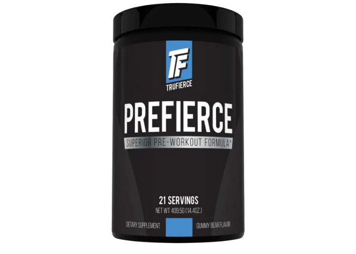 prefierce pre workout review