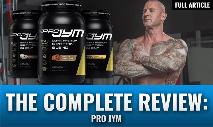 Pro JYM review Jim Stoppani