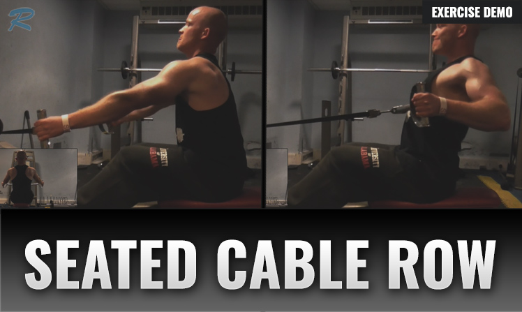 Seated Cable Row demo