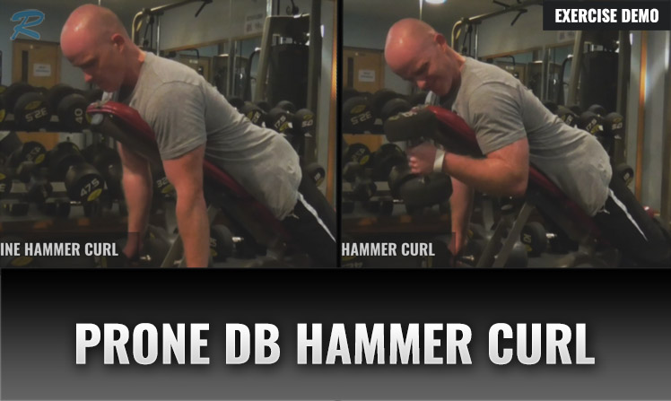 Curl dumbbell hammer How to