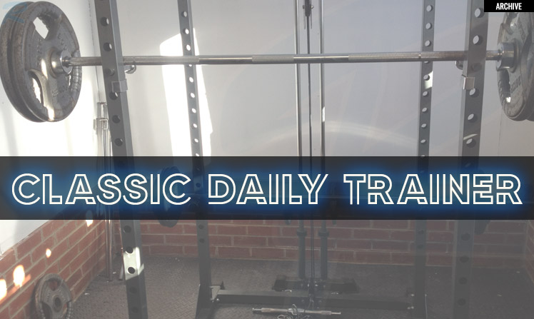 Daily Trainer by Russ Howe PTI