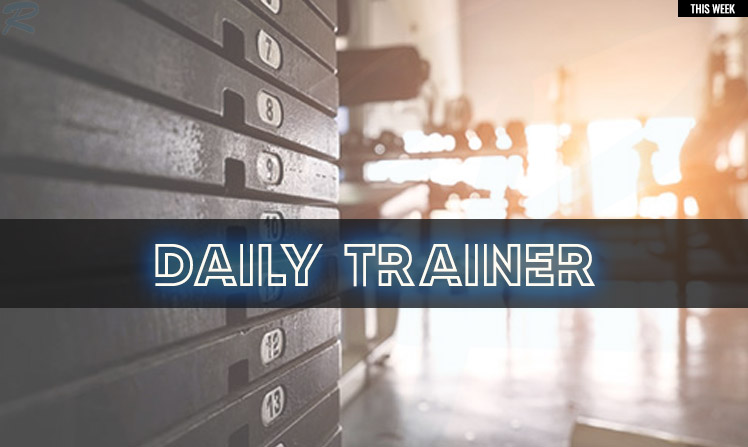 Daily Trainer Workouts Russ Howe PTI